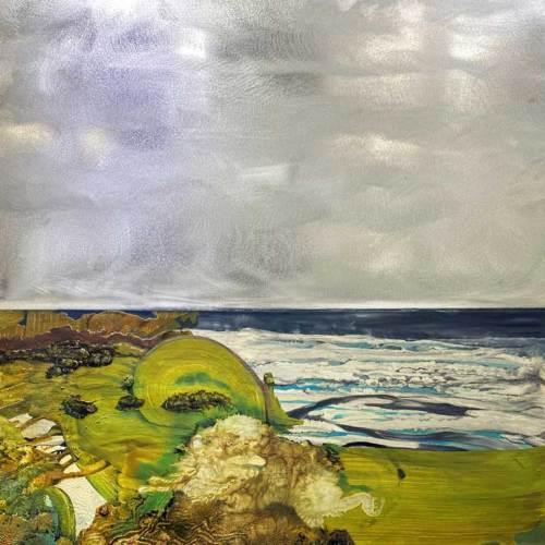 HaNuk Jung: Colorscape-The Shores of the Cosmic Ocean, 2021