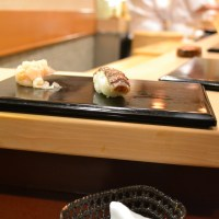 Weekly Photo Challenge: Focus (ON SUSHI!)