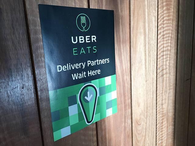 Fast Food Restaurants Uber Eats