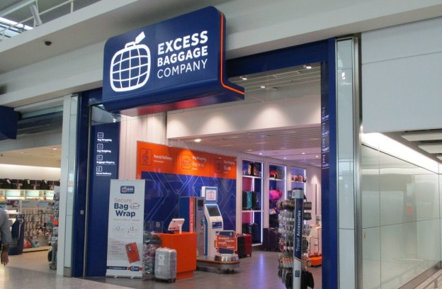 Luggage Storage at Heathrow Airport