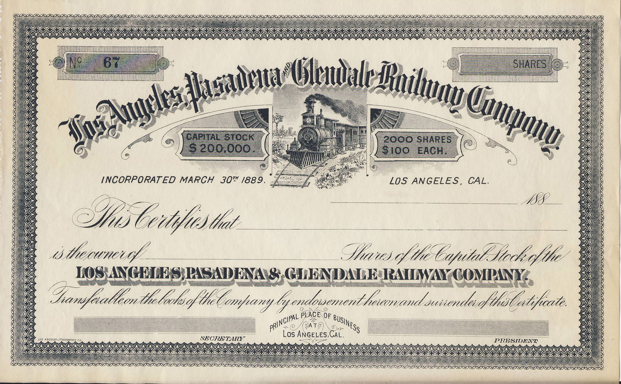 blank stock certificate forms