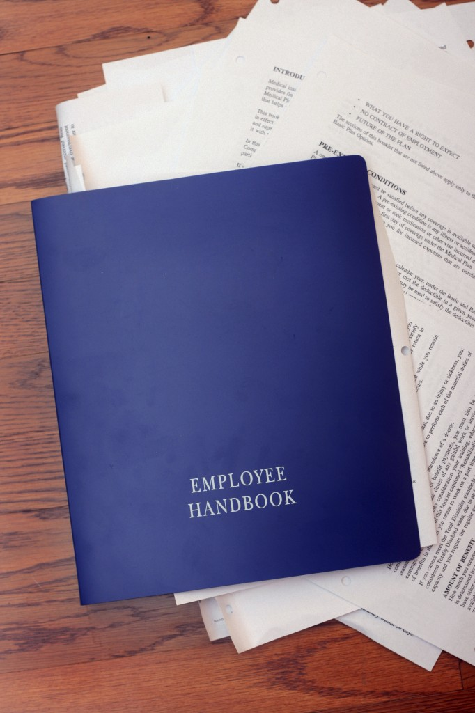 Employee Handbook  Free Printable Documents