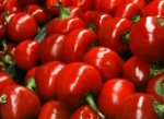 Round cherry peppers