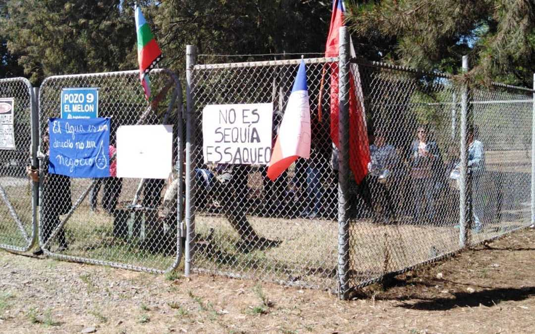 Continued impunity for Anglo American despite its impacts on the community of El Melón.