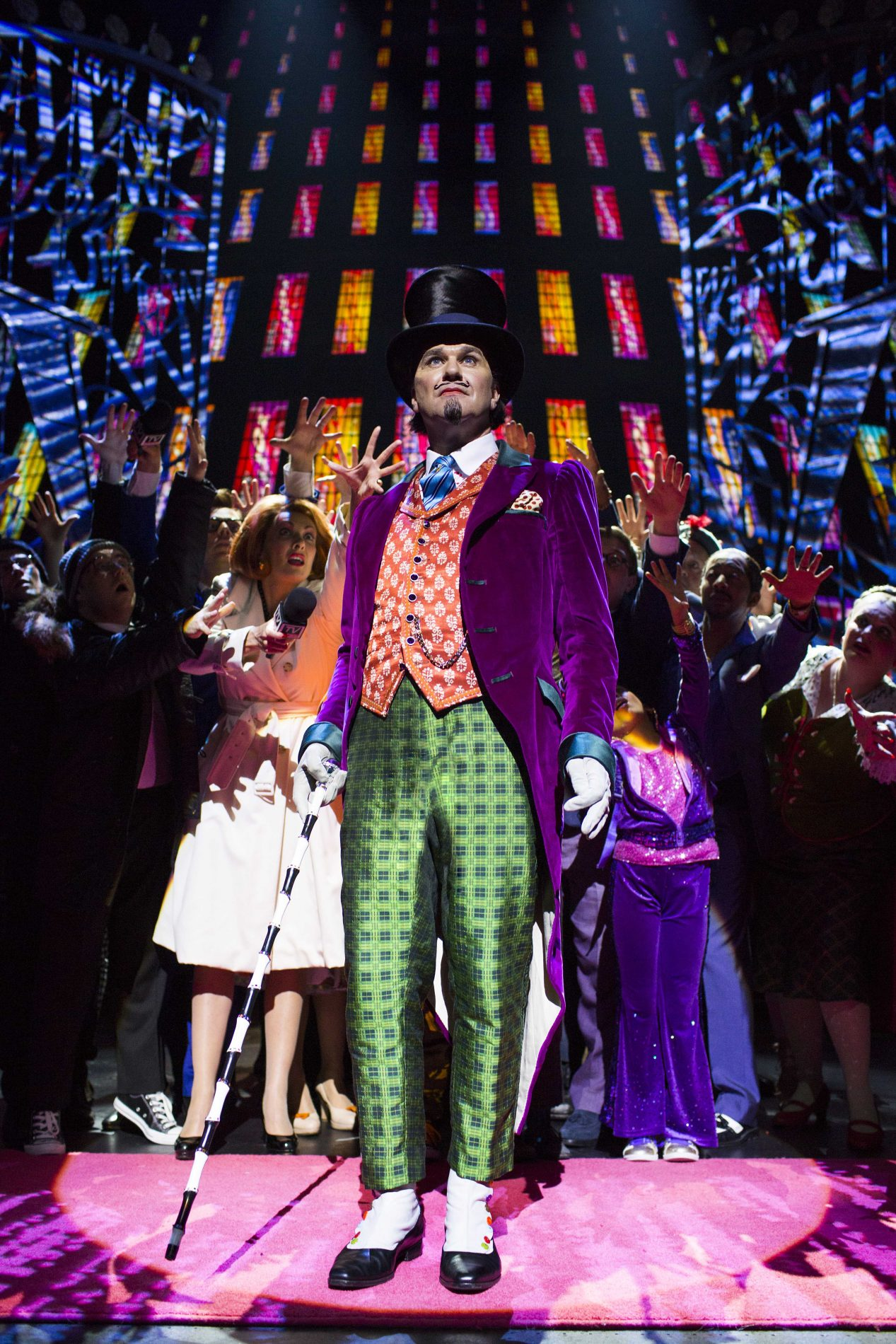 West End Show Review Charlie And The Chocolate Factory