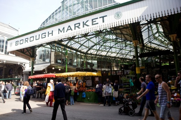 London Borough Market 1 000 Years - Mums Magazine
