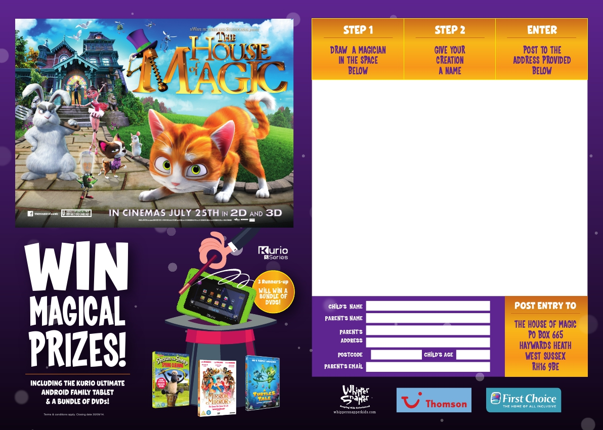 Free Kids Activity Sheets To Download