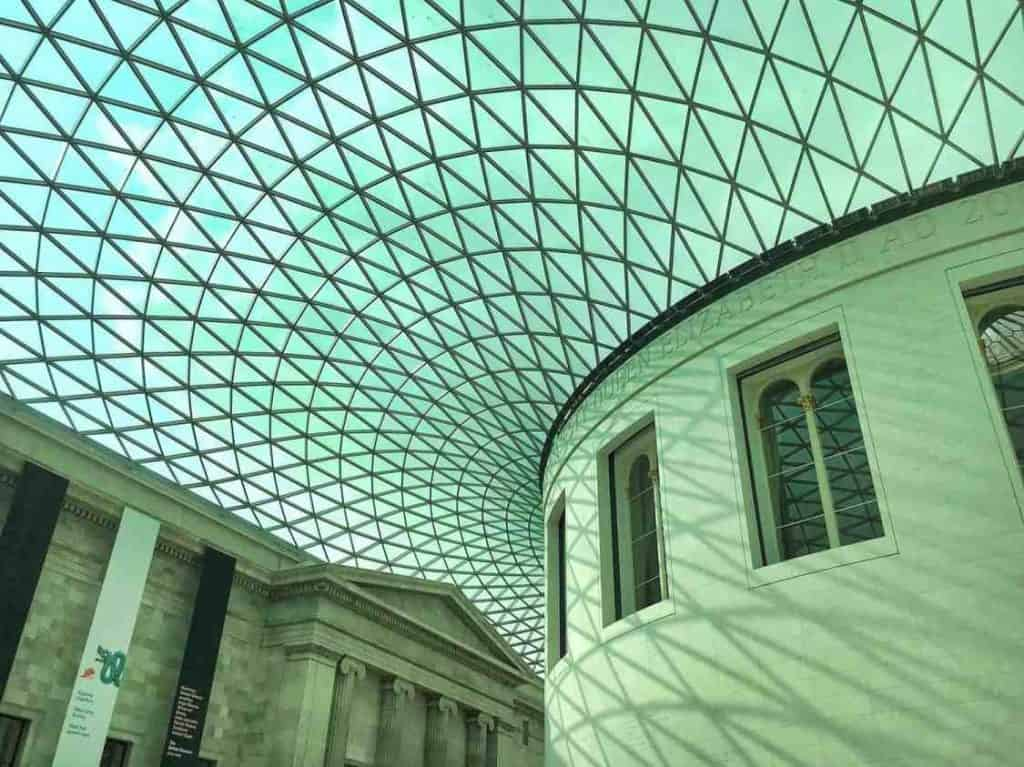 British Museum Atrium