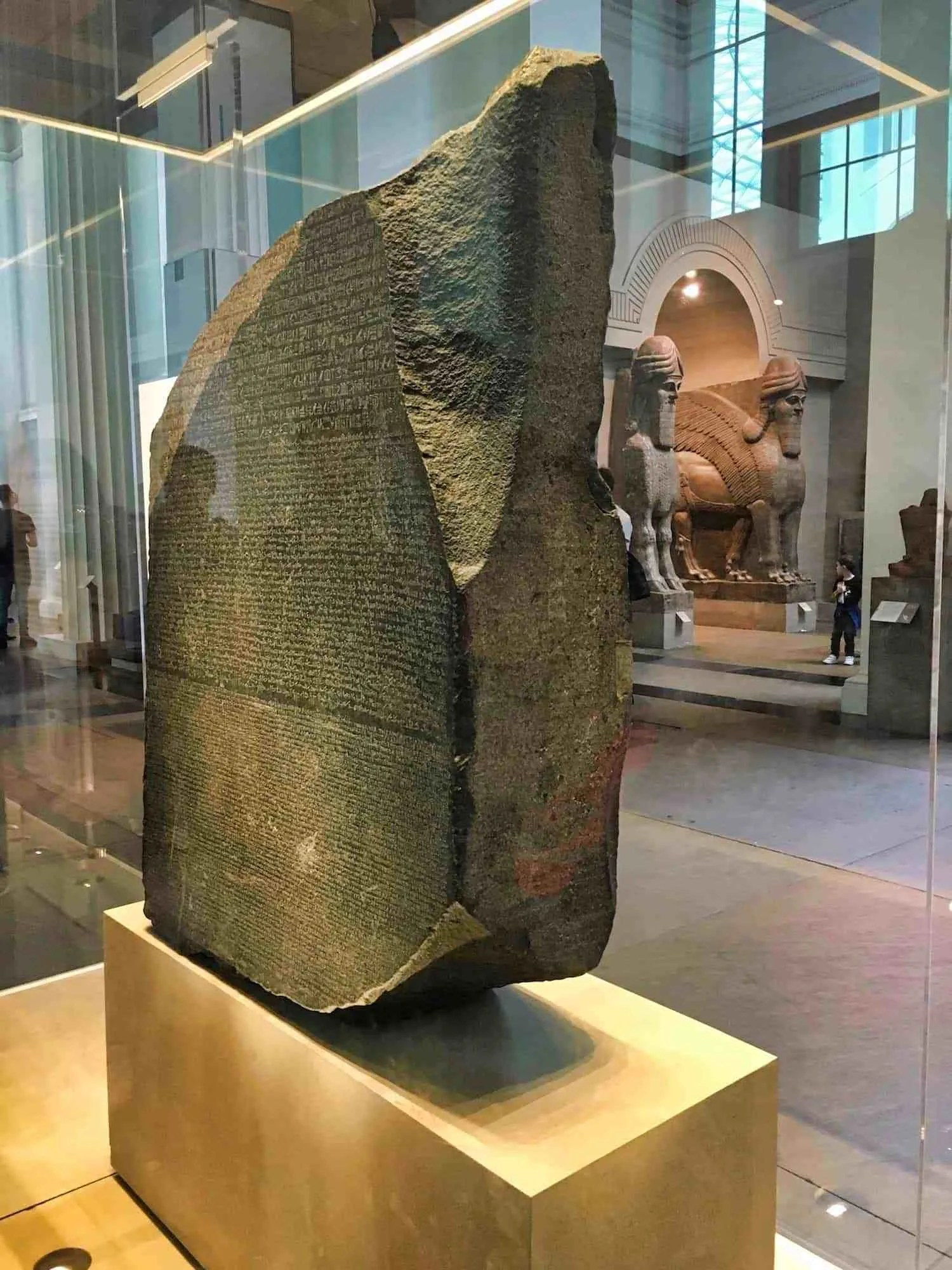 Rosetta Stone at the British Museum