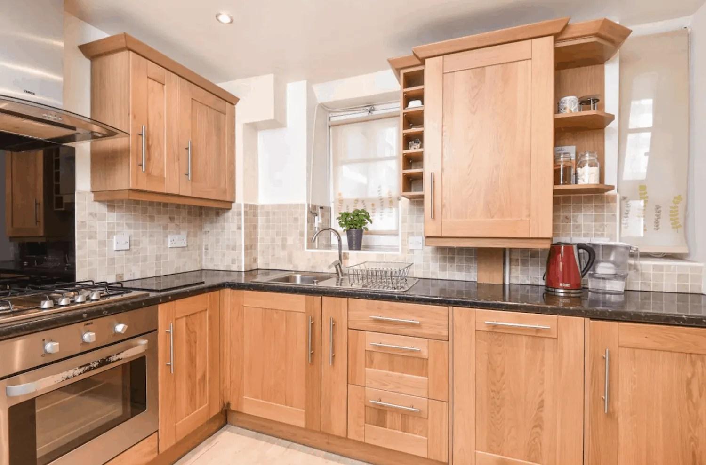 Budget London Airbnbs - Lambeth 2br Kitchen