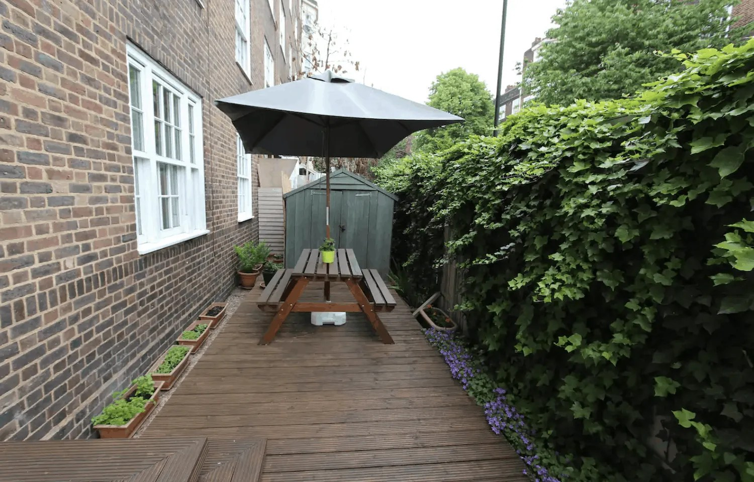 Budget London Airbnbs - Lambeth 2br Garden