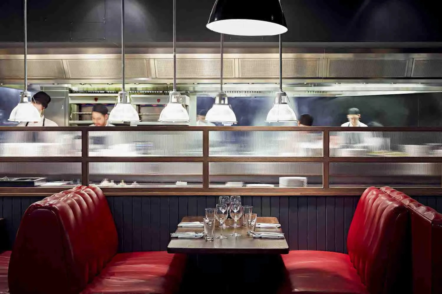 The Hoxton Shoreditch Review - Grill
