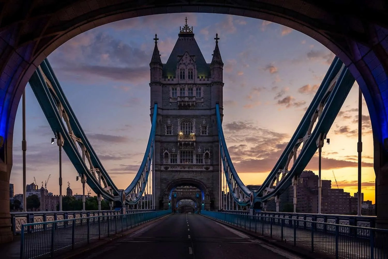 4 Days in London Hero