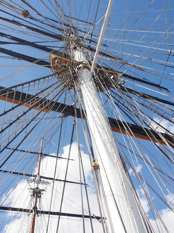 Greenwich Day Trip - Cutty Sark