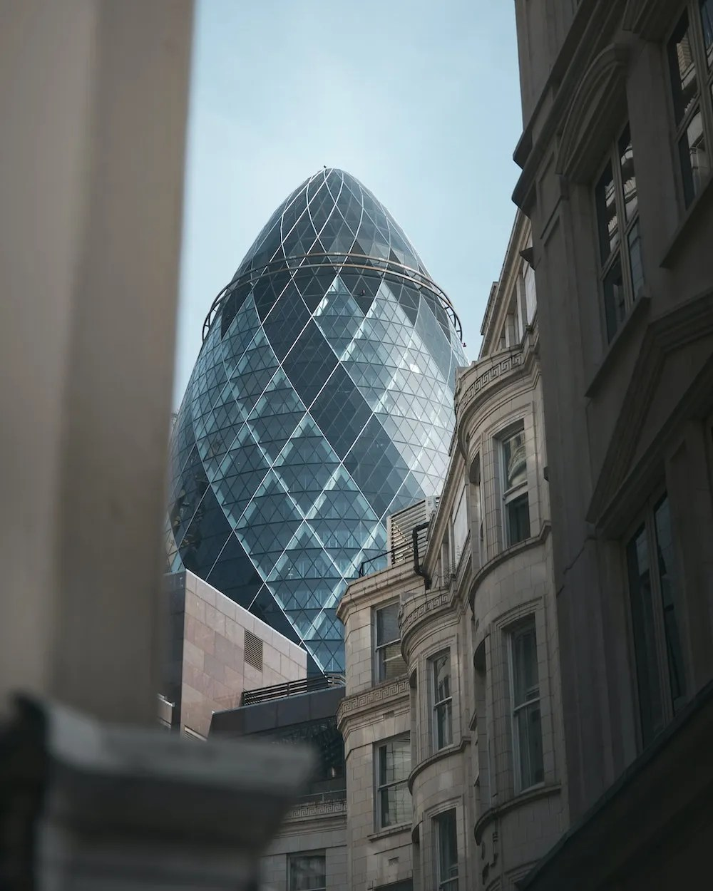 London Quotes - Gherkin