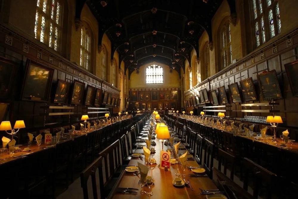 Oxford Day Trip - Christchurch Dining Hall