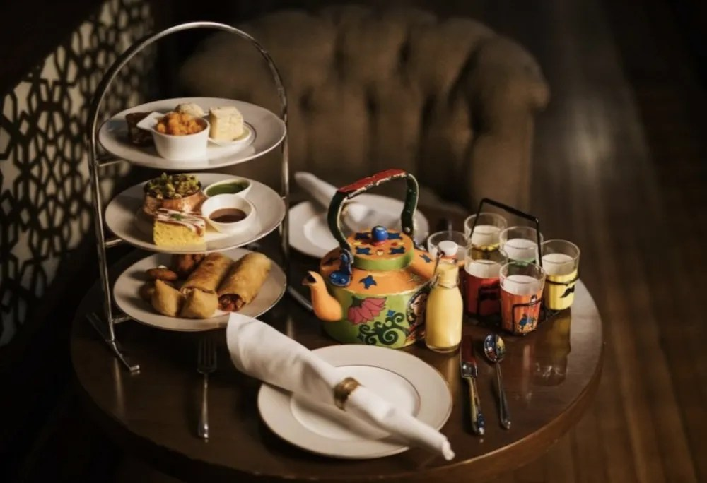 Afternoon Teas in London - The LaLIT
