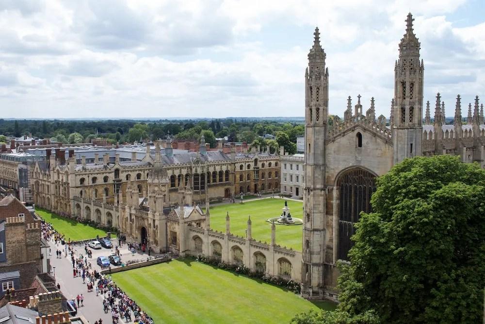 Cambridge Day Trip - Cambridge University