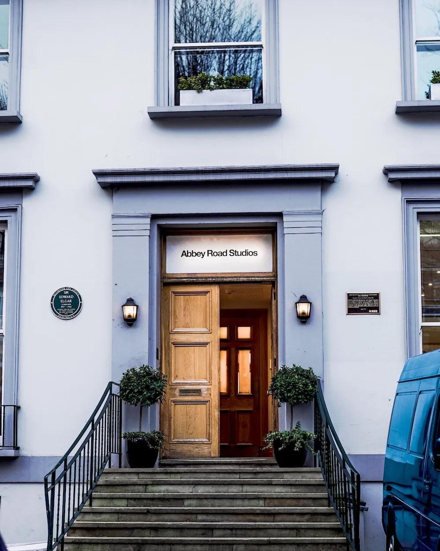 Famous London Streets - Abbey Road Studios