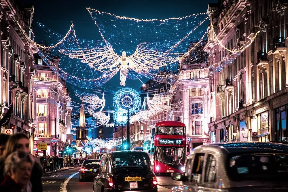 Famous London Streets - Oxford Street