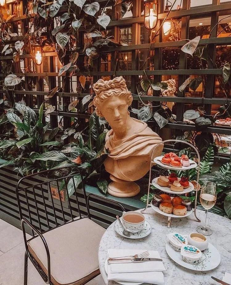 London Afternoon Teas - Palm Court