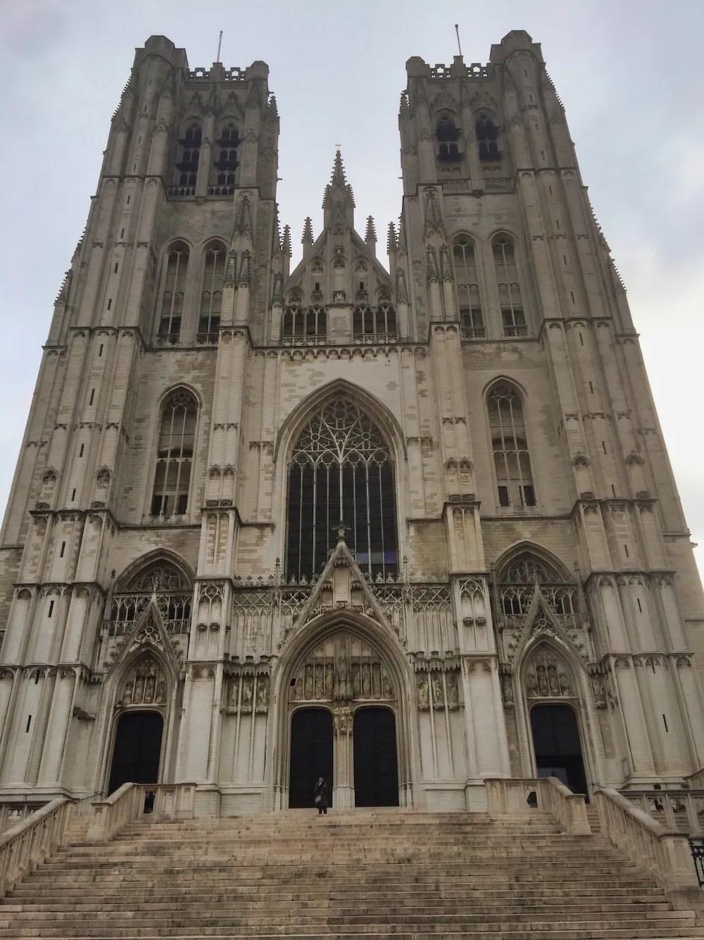 London Day Trips - Brussels