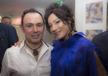 Nico Di Donna and Nancy Dell'Olio