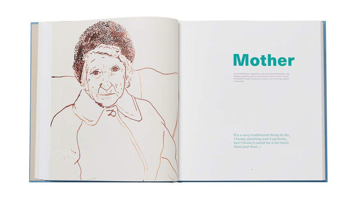 David Hockney Drawings From Life 6