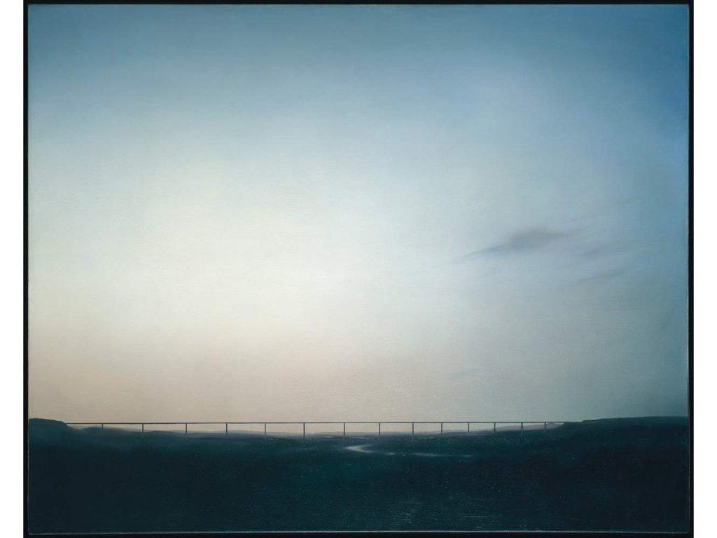 Gerhard Richter- Landscape 3