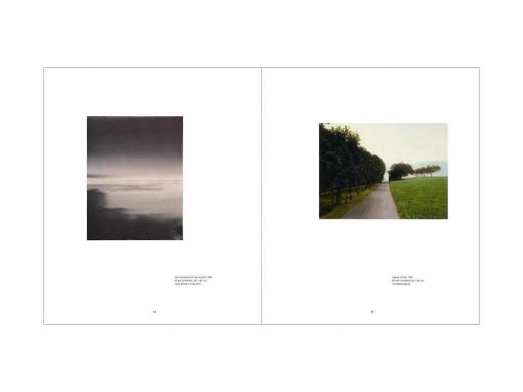 Gerhard Richter- Landscape 7
