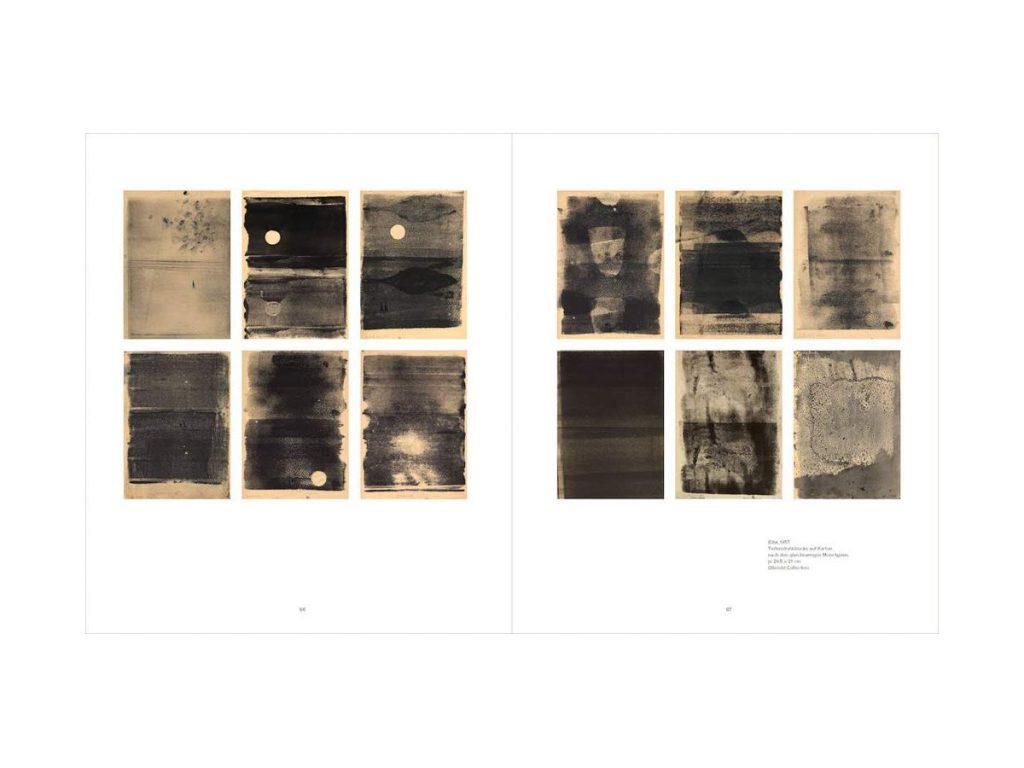 Gerhard Richter- Landscape 8