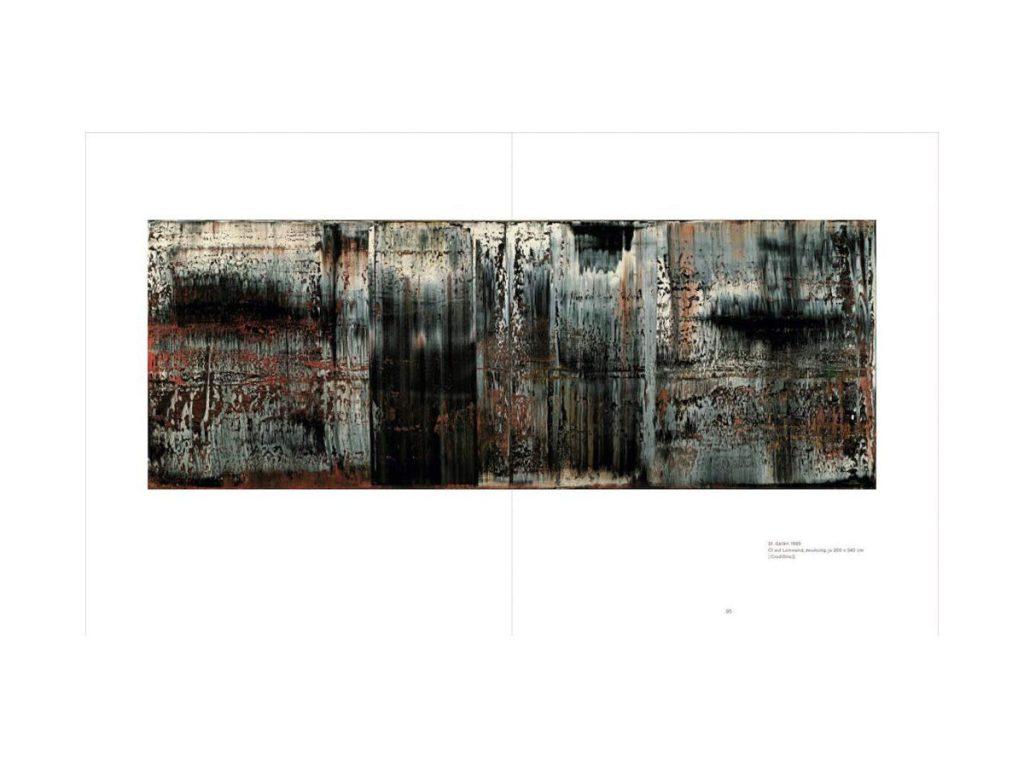 Gerhard Richter- Landscape 9