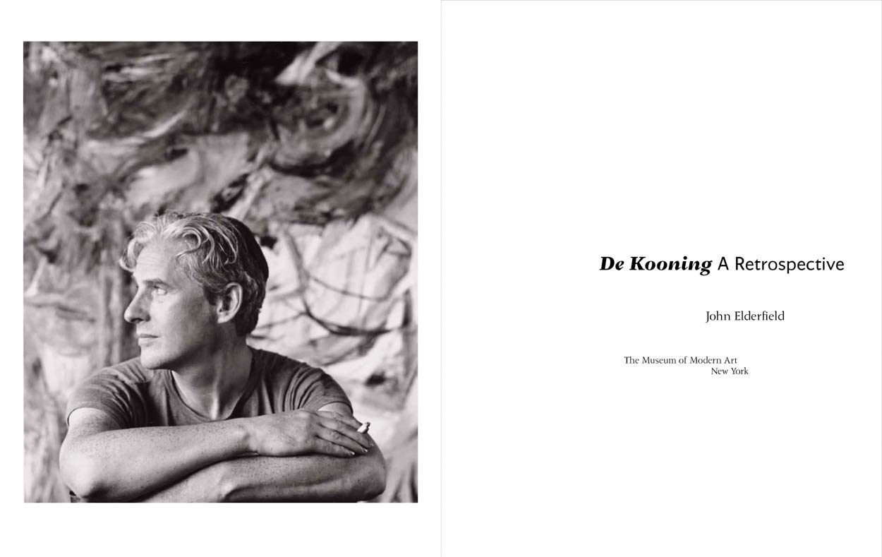 de Kooning - A Retrospective