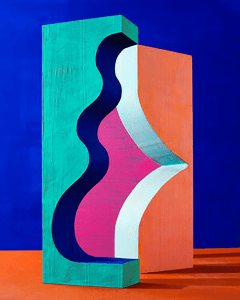 ERIN O'KEEFE BRACKET, 2020 Unique archival pigment print on Hahnemuhle Photo Rag 101.6 x 81.3 cm
