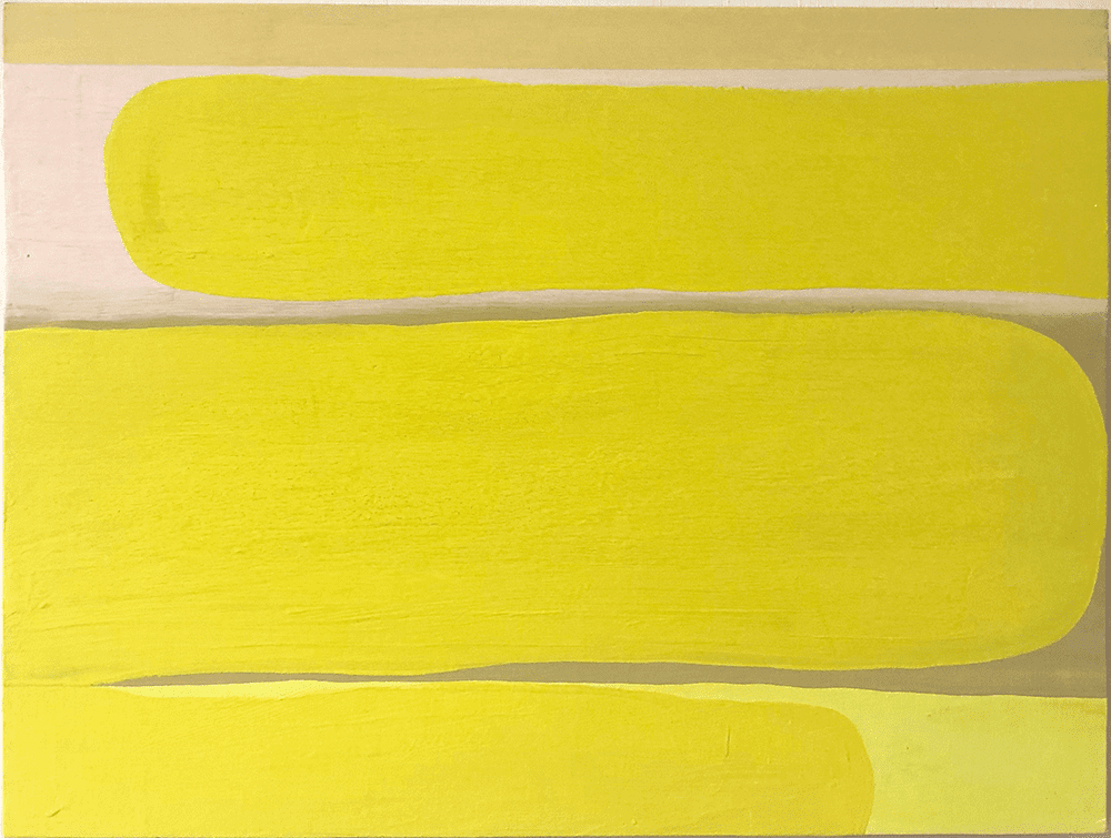 Anna Moser Salt Sand Wave, 2021 Gouache on panel 23 x 30.5 cm Price Available Upon Request © The Artist