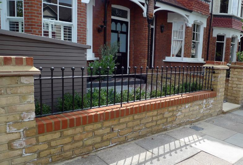 Brickwall Builders London  London Paving Company Patio