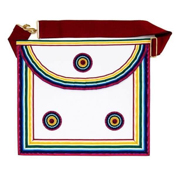 royal ark mariner masonic apron