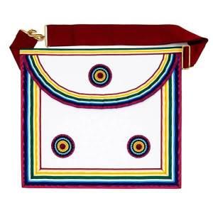 royal ark mariner masonic apron