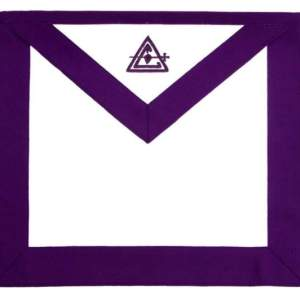 Masonic Council Royal & Select Master RSM Member Aprons