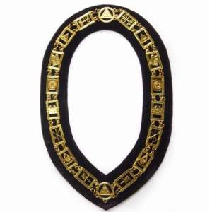 Royal Arch - Masonic Chain Collar
