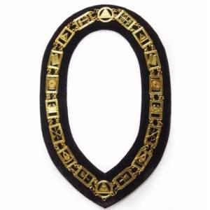 Royal Arch - Masonic Chain Collar