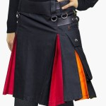 Rainbow Utility Kilt For Women