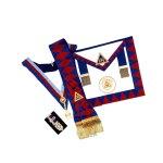 Ra District Set - Apron, Sash, Collar, jewel & Small Breast Jewel