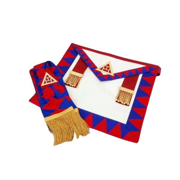 Royal Arch Principals Apron & Sash Standard Quality