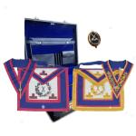 Grand Mark Apron and Collar Set