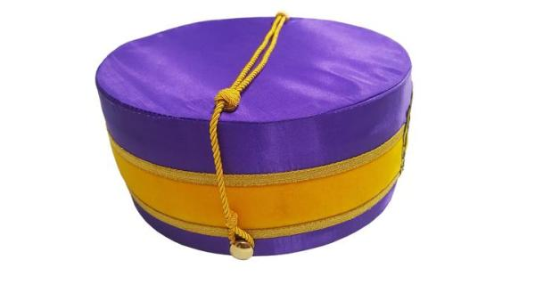 Grand Council Crown Cap - Royal & Select