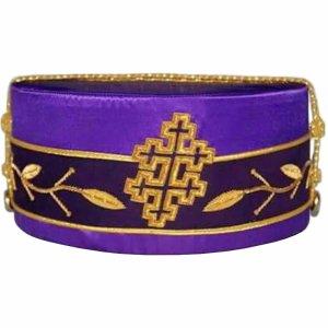 33rd Degree Scottish Rite Purple Cap
