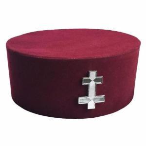 Masonic Knight Templar KT Preceptor Cap/Hat