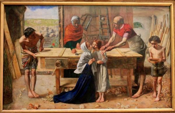 Pre-raphaelites London' Art History