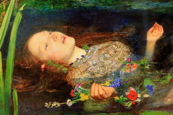 Most Famous Paintings of Ophelia
